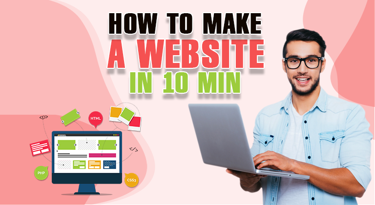 How to Develop a WordPress Website in 10 Minutes
